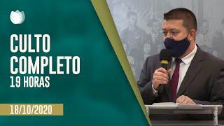 CULTO NOTURNO 19:00H | Igreja Presbiteriana de Pinheiros | IPP TV | Ao Vivo