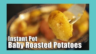 Instant pot baked potatoes | How to cook baby potatoes