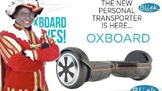Diego de coolste Zwarte Vlog Piet 019 Bliek speelgoed de enige echte Oxboard product review