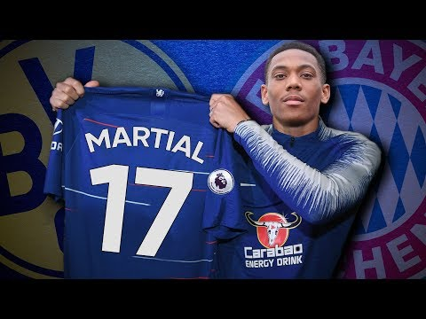 Chelsea Are Frontrunners To Sign Anthony Martial Over Bayern Munich & Dortmund?! | Transfer Review
