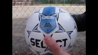 Мяч футбольный Select Indoor Five(, 2013-03-17T17:36:40.000Z)
