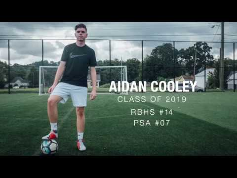 Aidan Cooley College Soccer Recruiting Video Highlights – Class of 2019