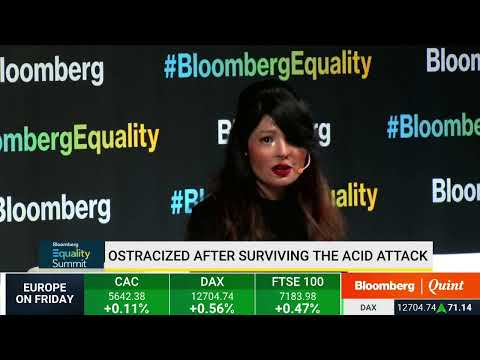 #BloombergEquality Summit: Gender & Justice In India