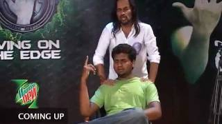MOUNTAIN DEW LIVING ON THE EDGE RISK TAKER -VERY FUNNY-EntertainmentDhamaal