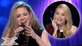iggy azalea is blown away by cover of london grammars wasting my young years x factor global