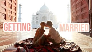 GETTING MARRIED AGAIN IN INDIA!