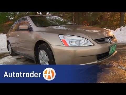2003-2007 Honda Accord - Sedan | Used Car Review | AutoTrader