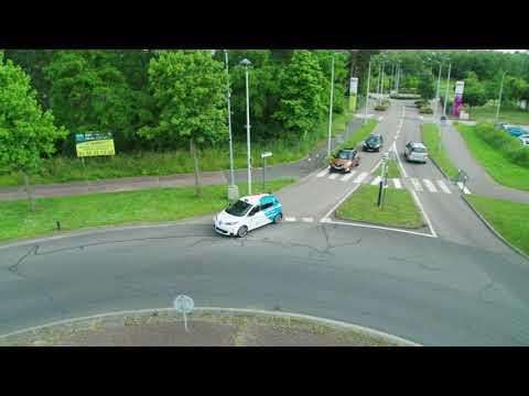 Rouen Normandy Autonomous Lab – Groupe Renault version