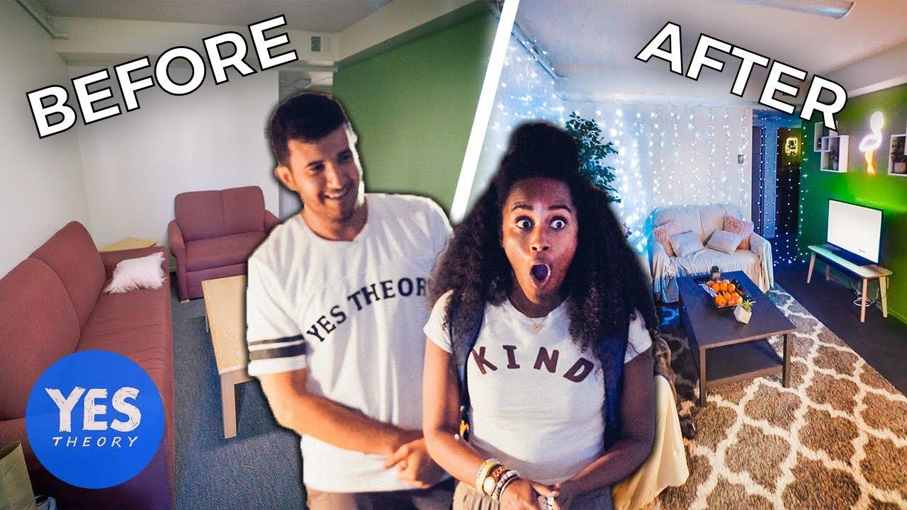 Pimping Stranger S College Dorm Room Youtube