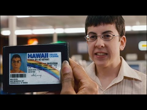 "Scene from ""Superbad"" (HD film) -"