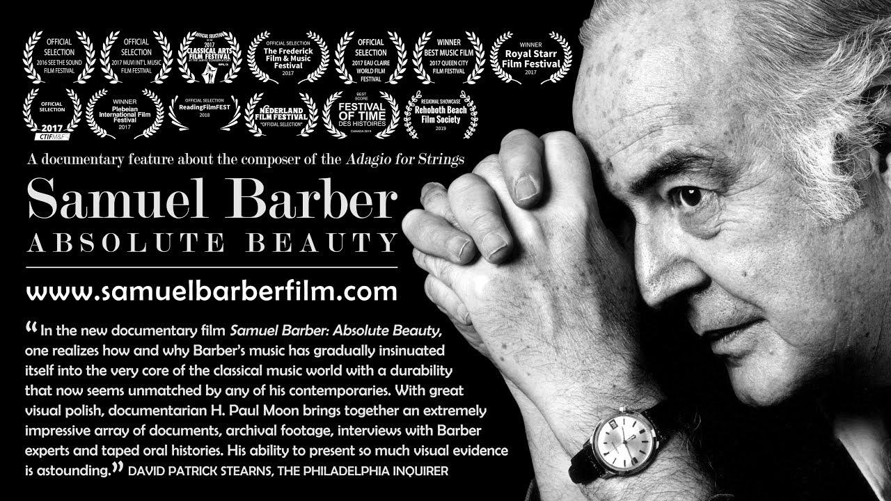 Samuel Barber: Absolute Beauty | Documentary Trailer