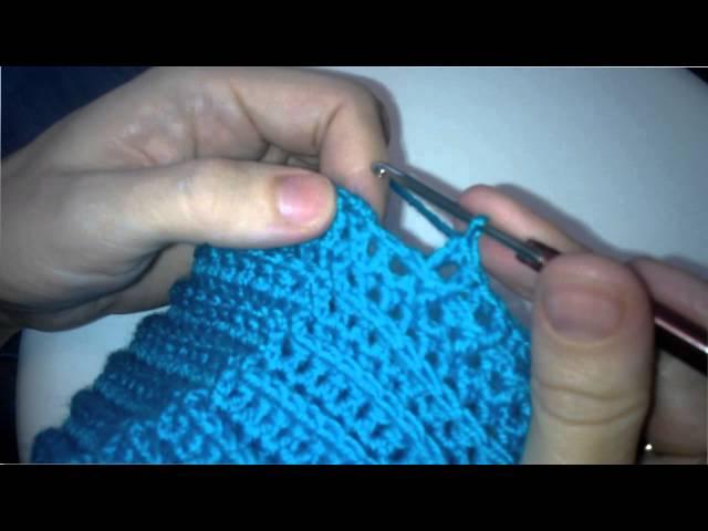 Как связать Резинка крючком