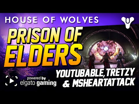 PRISON OF ELDERS Level 28 | Destiny House of Wolves DLC