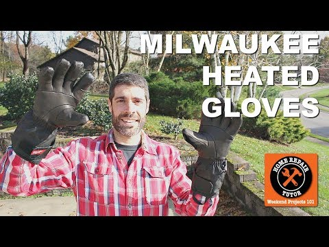 Milwaukee Heated Gloves: Never Have Cold Hands!