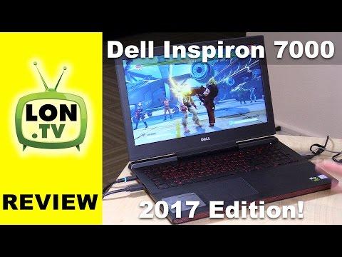 New 2017 Dell Inspiron 7000 $799 Gaming Laptop Review - Nvidia GTX 1050