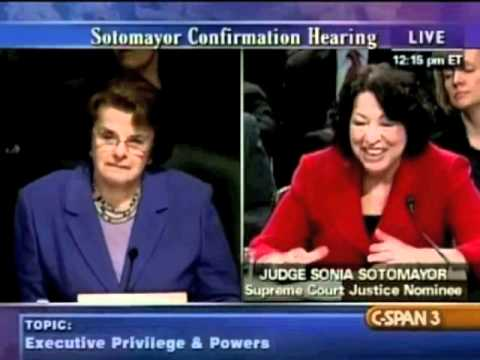 Sonia Sotomayor on Justice Robert H. Jackson