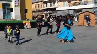 Σε κουβανέζικους ρυθμούς κινήθηκε το κέντρο της Τρίπολης