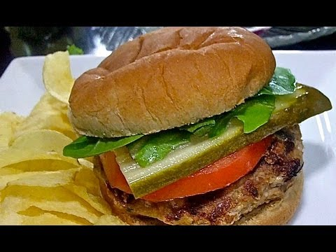 Easy Turkey Burgers Recipe How To Make Juicy Flavorful Turkey Burgers