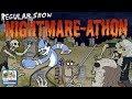 Regular Show: Nightmare-athon - Halloween Season is Upon Us (Cartoon Network Games)