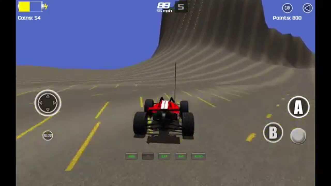 RC Car Hill Racing 3D v0.1 Beta