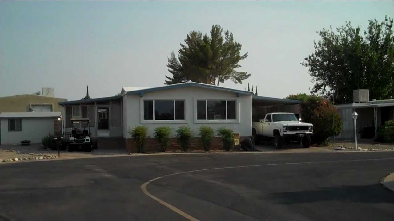 Stucco 1 mobile home stucco youtube Stucco modular homes