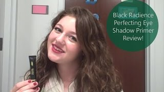 Black Radiance Perfecting Eye Shadow Primer Review Thumbnail