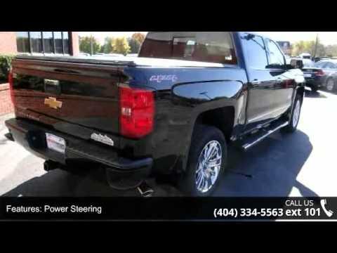 2015 Chevrolet Silverado 1500 HIGH COUNTRY 4x4 - Rick Hen ...