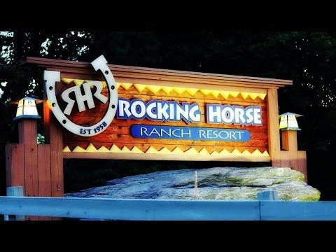 FUN VACATION AT THE ROCKING HORSE RANCH RESORT