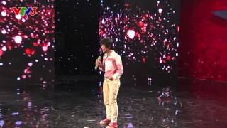 vietnams got talent 2014 - tap 08 - ly ca phe ban me - nguyen trong hau an
