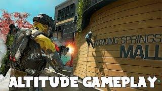 Altitude Gameplay || DLC Map Pack #4 Retribution || Call of Duty:  Infinite Warfare