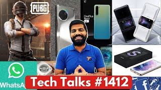 Tech Talks #1412  - PUBG Mobile India Coming, S21+ Offer, OnePlus Nord LE, Neuralink, Nokia X20, C20
