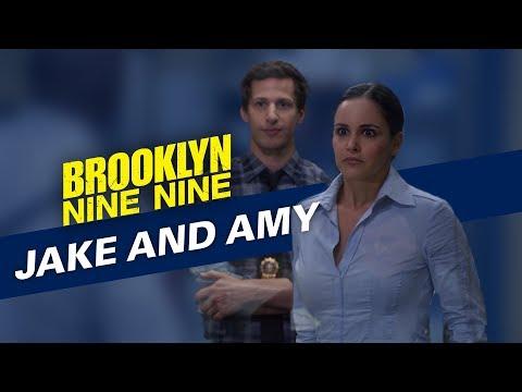 Jake and Amy | Brooklyn Nine-Nine