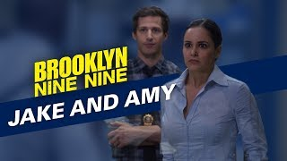Jake and Amy | Brooklyn Nine-Nine