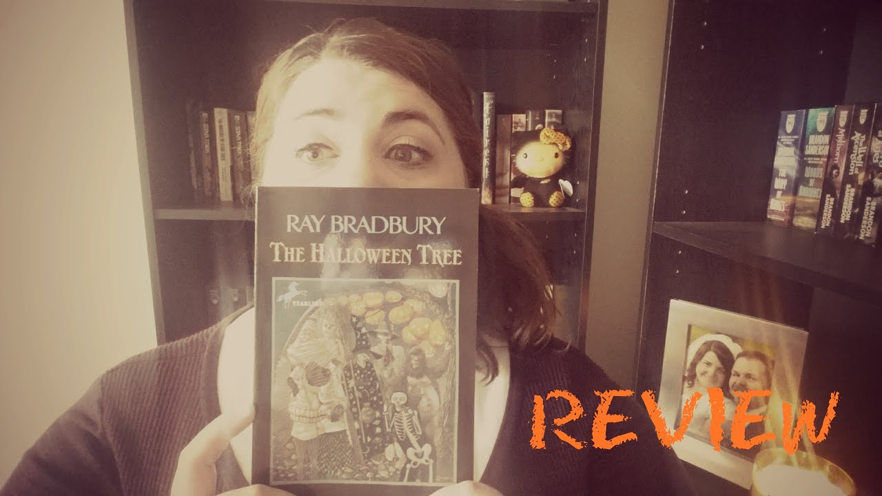review: the halloween treeray bradbury - youtube