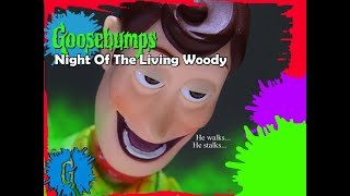 Night Of The Living Woody!