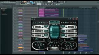 The Heart of Noise, Pt 1 - JM Jarre - FL Studio Cover