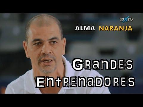 Grandes entrenadores del básquet argentino - Alma Naranja #16
