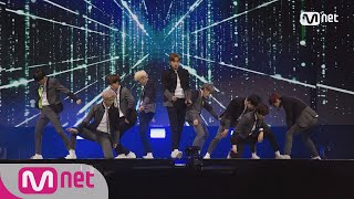 [KCON NY] SF9 - INTRO PERF.+Easy Love ㅣ KCON 2017 NY x M COUNTDOWN 170706 EP.531