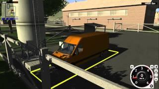 Spezialwagen simulator 2012  im Test bei Gamer-TV  [HD] [Ger]