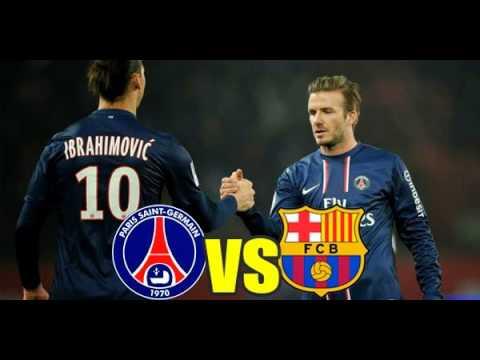 Ver Online Barcelona vs PSG Champions League en VIVO y GRATIS