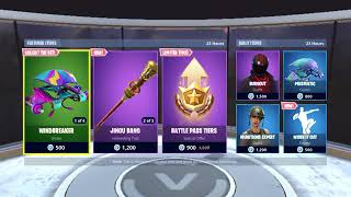 Fortnite Item Shop | Monday 8/13/18 | New Work It Out Emote And Wukong Pickaxe | Daily Fortnite Shop
