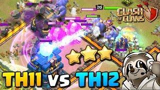 3 Star Attacks vs TH12 in Clash of Clans