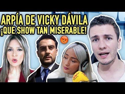 Gustavo Rugeles INSULTA a Vicky Dávila en vivo. ¡Petro ya tiene candidatos!