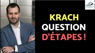 Où ira la bourse | Les étapes à comprendre avant de dire Krach !
