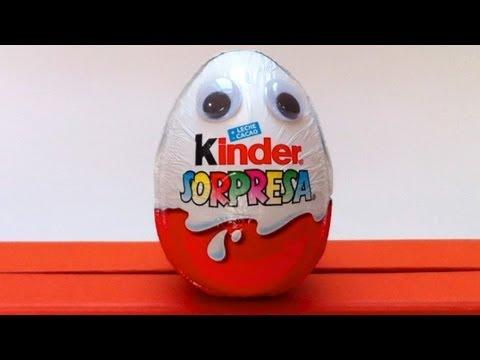 Humpty Dumpty Kinder Surprise egg Rock song Nursery Rhyme song unboxingsurpriseegg