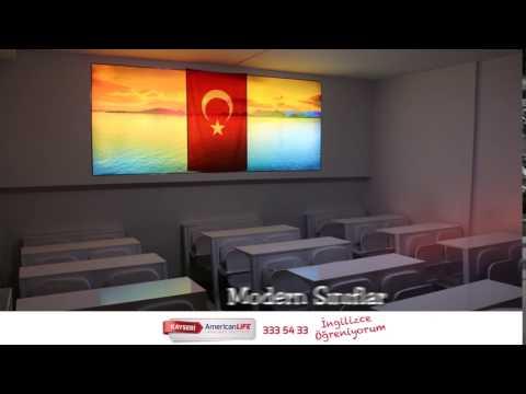 KAYSERİ AMERİCAN LİFE REKLAM