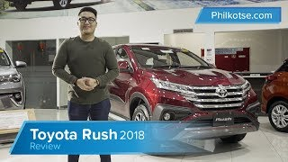 Toyota Rush 2018/2019 Philippines Review & Road Test || Price, Specs, Buying advice & More