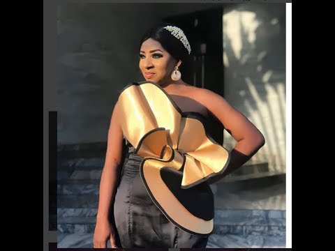 Loving Couple! See What Mide Martins & Her husband, Afeez Owo Wore To AMVCA 2018,Got People Taking
