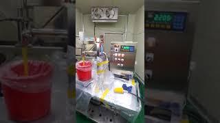 소스충진기 영상 / 명신펌프