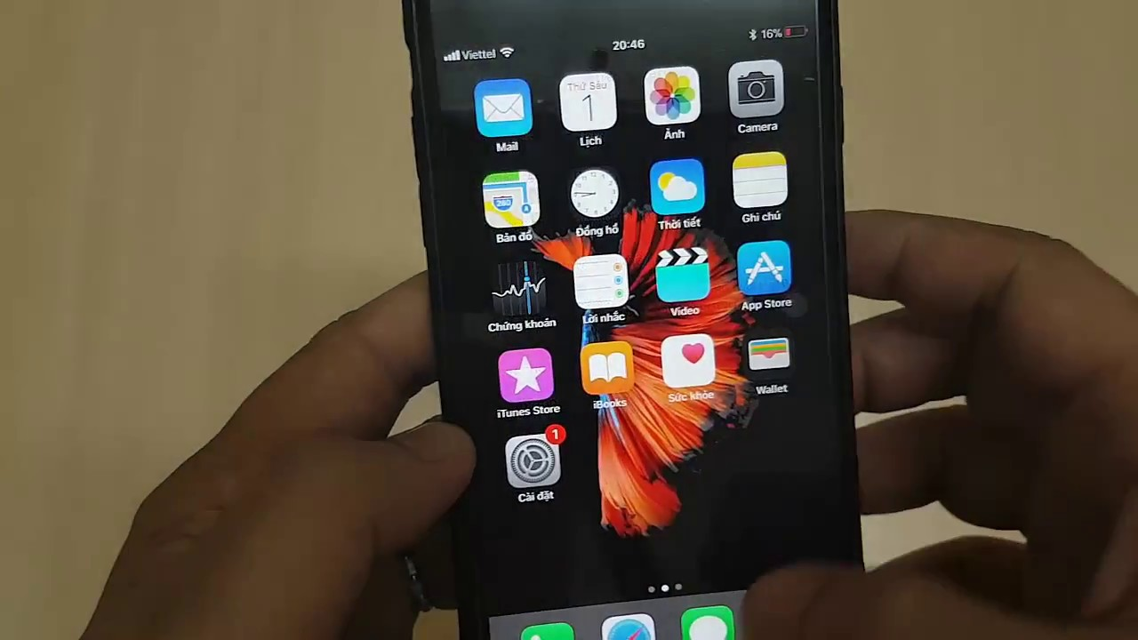 Chặn các trang web đen iPhone iPad